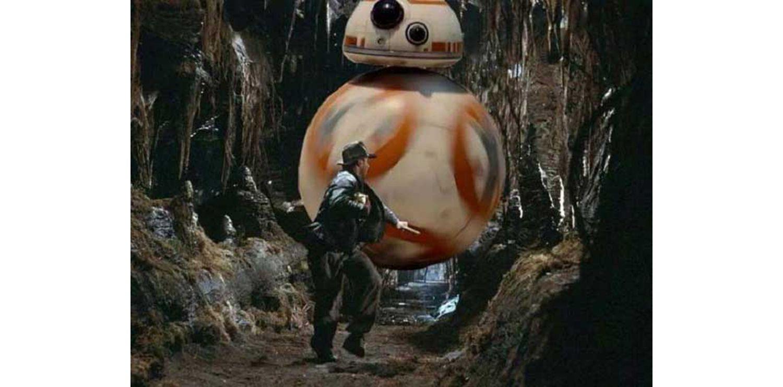 Hans Solo or BB-8 dreams?