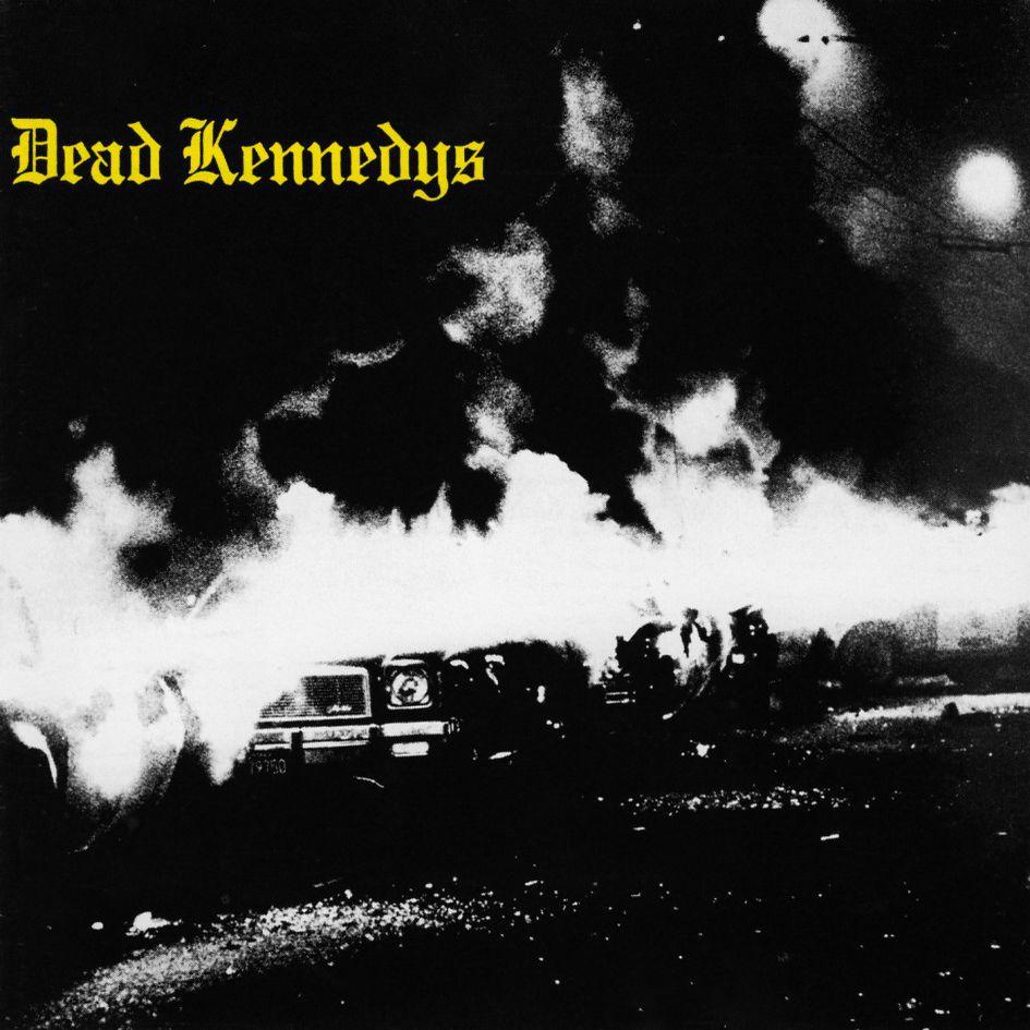Album Art for the Dead Kennedys -
