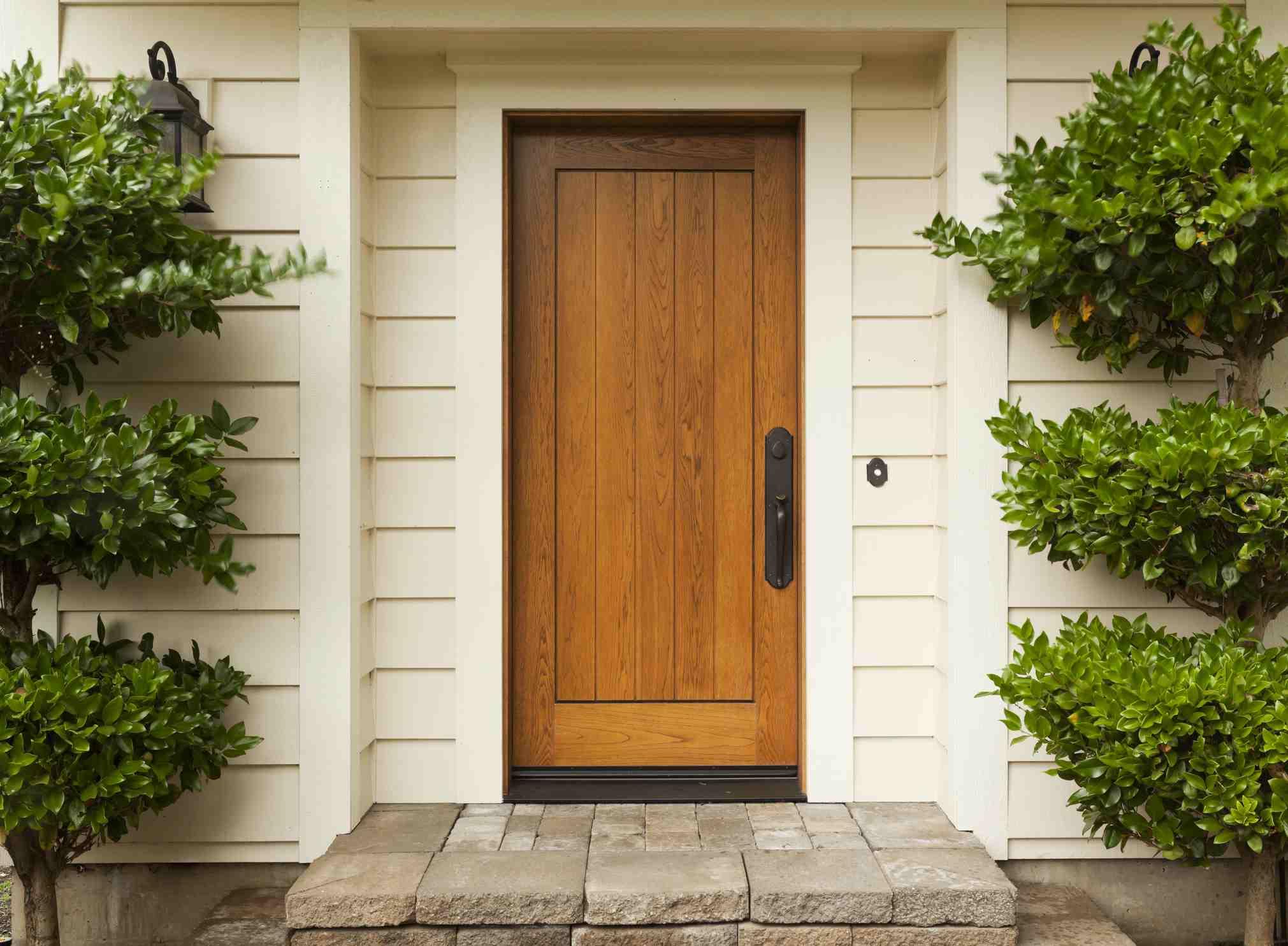 Image of a Front Door