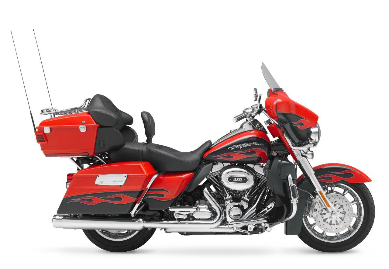 2010 Harley-Davidson CVO Ultra Classic Electra Glide
