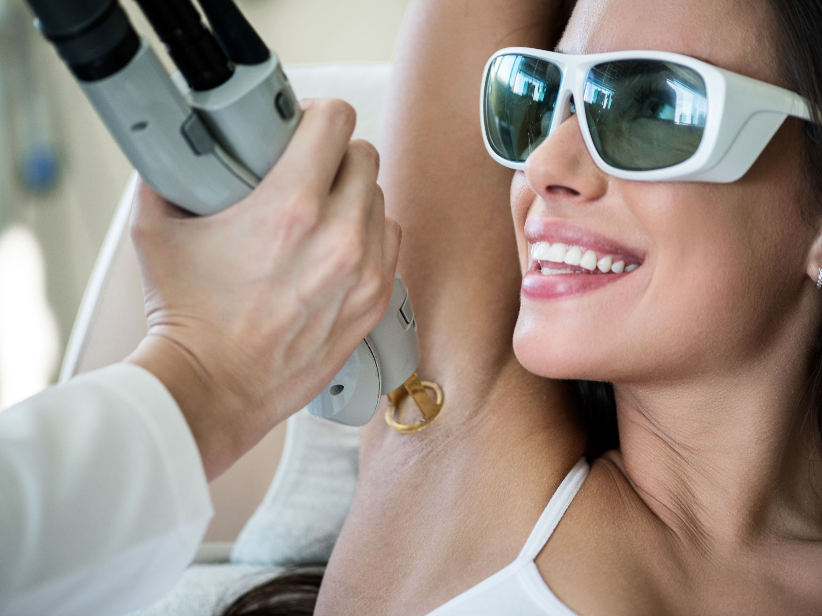 Electrolysis Or Laser For Upper Lip Hair Removal