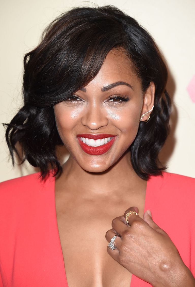 Short Hair Style For Black Women
