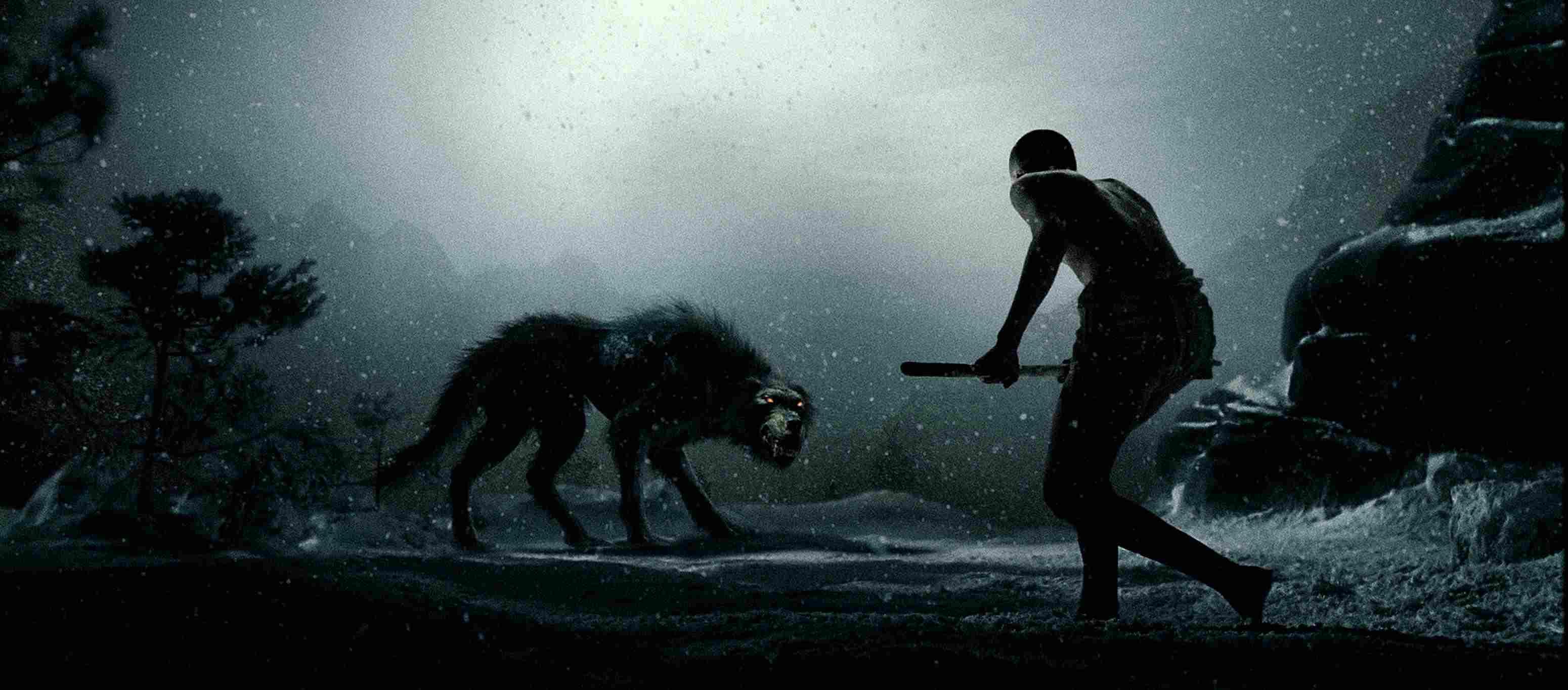 Teenaged Leonidas