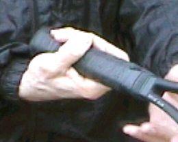 Hawaiian Forehand Grip
