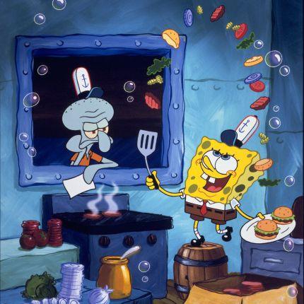 SpongeBob SquarePants' Characters