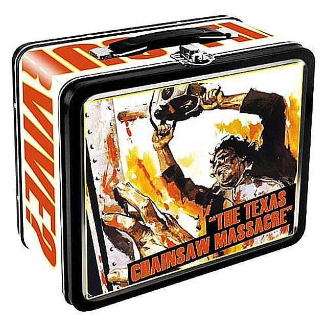 Texas Chainsaw Massacre Lunchbox