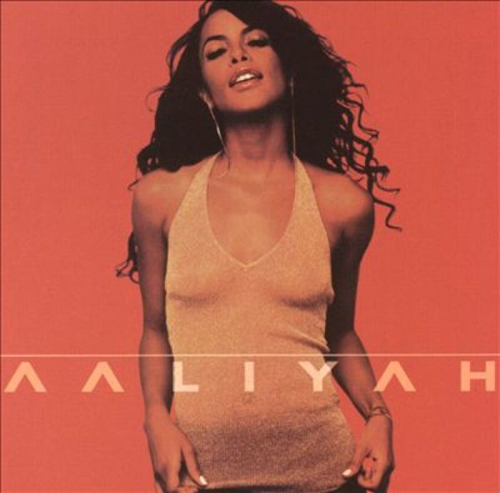 Aaliyah album art.