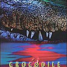 Crocodile 2: Death Swamp DVD