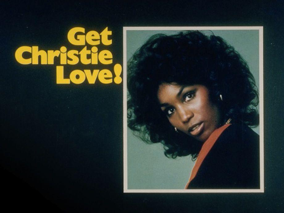 "Teresa Graves starred in ""Get Christie Love!"""