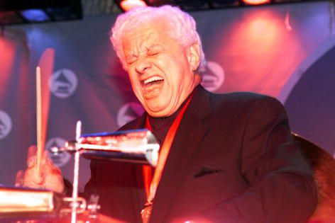 The late, great Tito Puente has earned the moniker