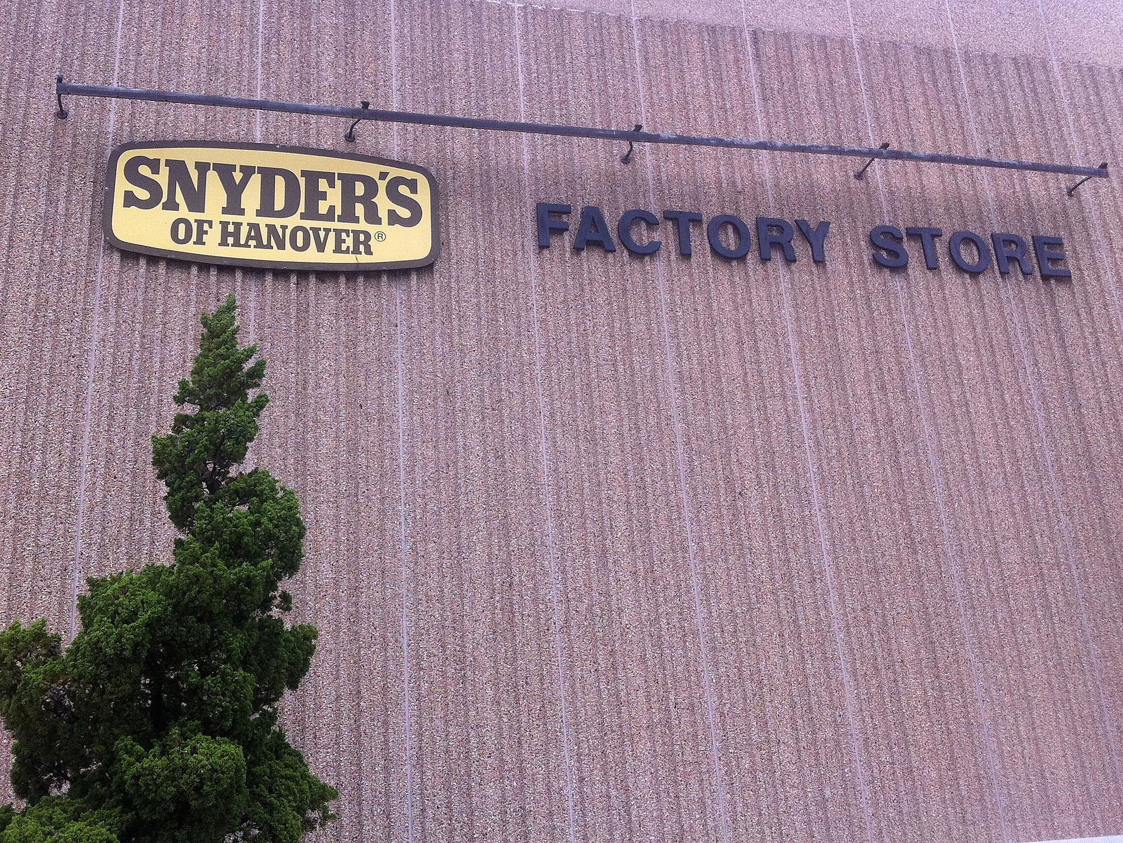 Snyder's of Hanover Factory Tour