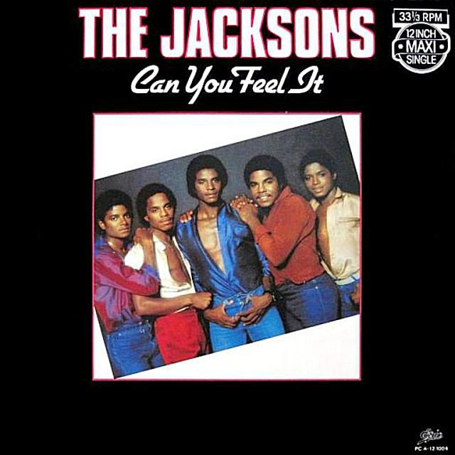 """""""Can You Feel It"""" was the third single from The Jackson's album, Triumph."""