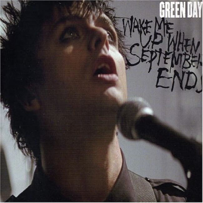"Green Day ""Wake Me Up When September Ends"" cover"