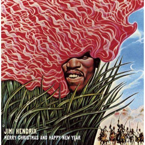 Jimi Hendrix Little Drummer Boy / Silent Night / Auld Lang Syne
