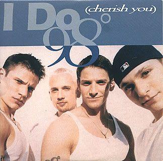 "98 Degrees - ""I Do (Cherish You)"""