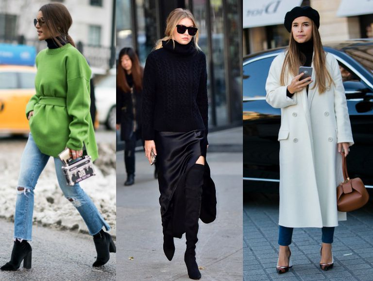 9142d1a4f4c9c4 How to Wear a Turtleneck With Style