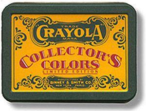 Crayola Collector's Colors 1991