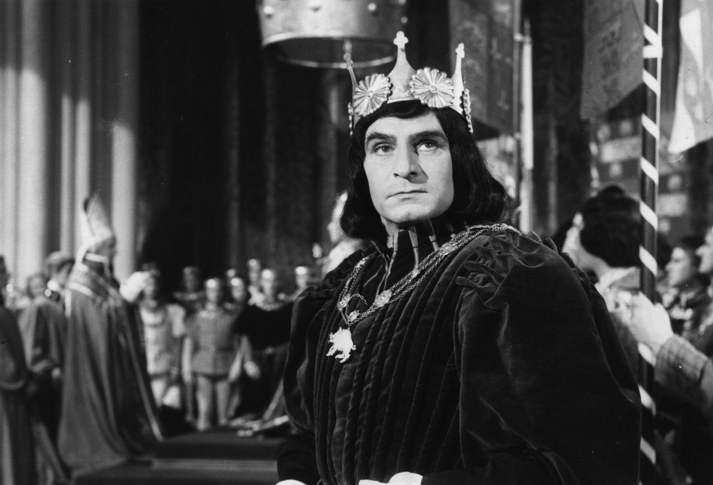 sir laurence olivier richard iii