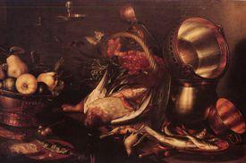 Cornelis Jacobsz Delff - Kitchen Still-Life