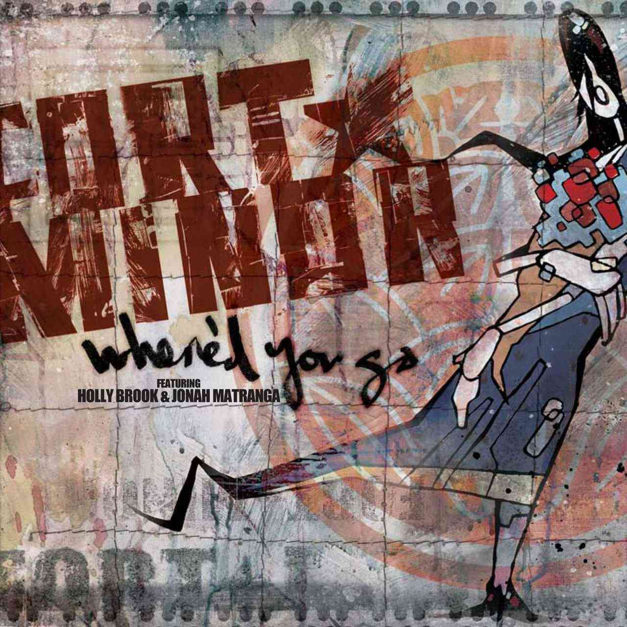 Fort Minor Where'd You Go