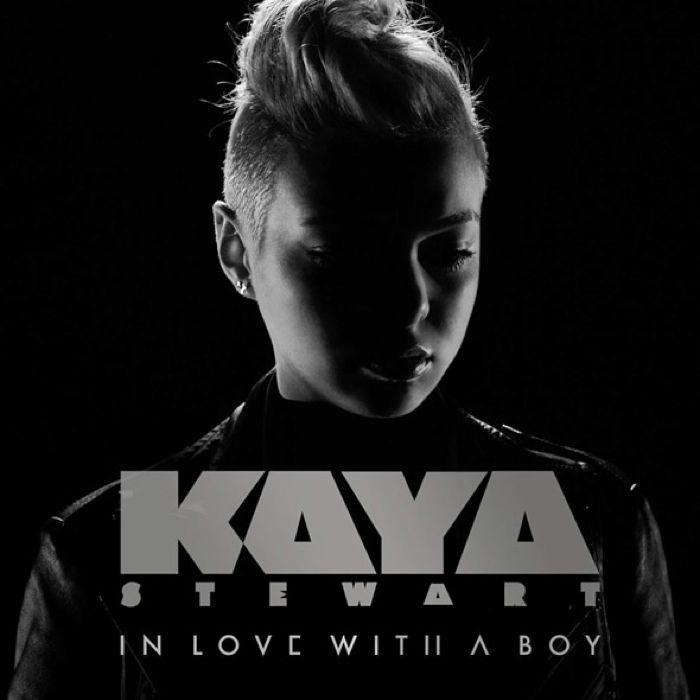 Kaya Stewart In Love With a Boy