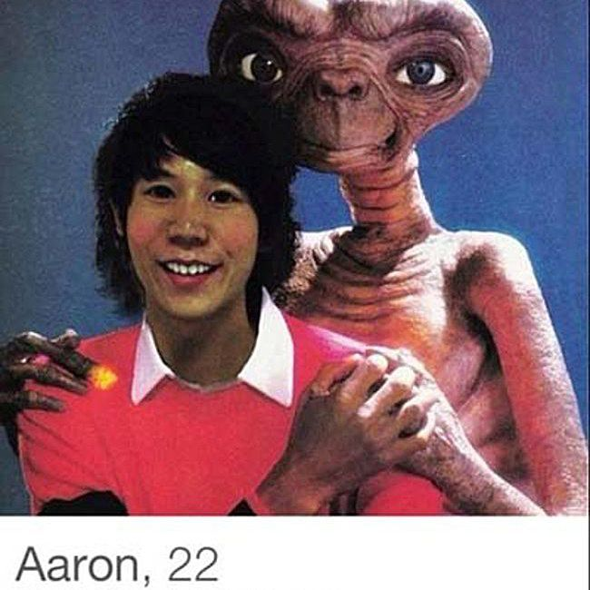 18 of the Strangest and Funniest Tinder Profiles Ever