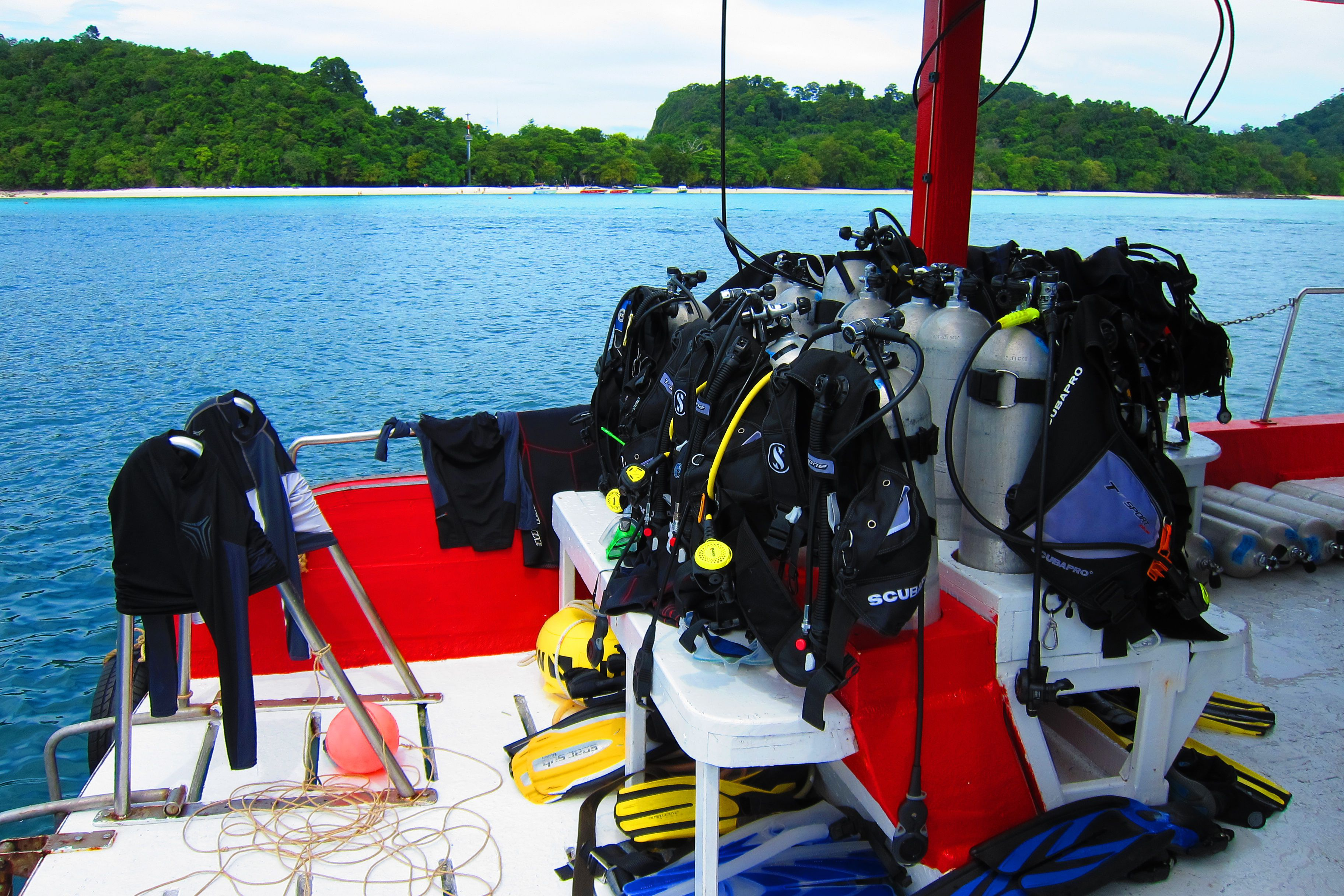 Preliminary Steps if You Want to Start Scuba Diving
