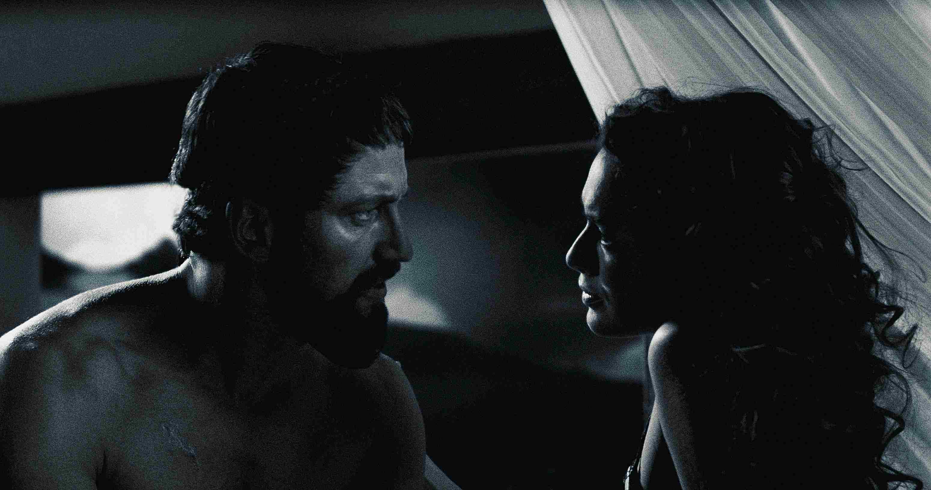 Leonidas and Gorgo
