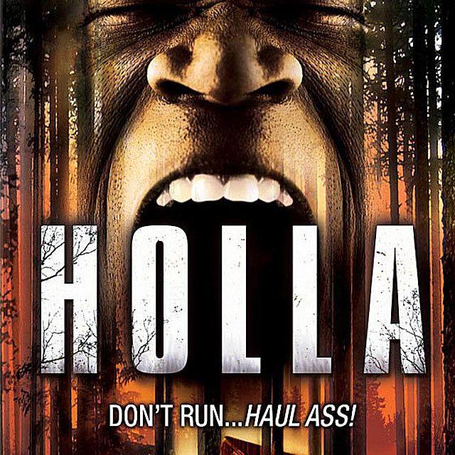 Holla African-American horror movie