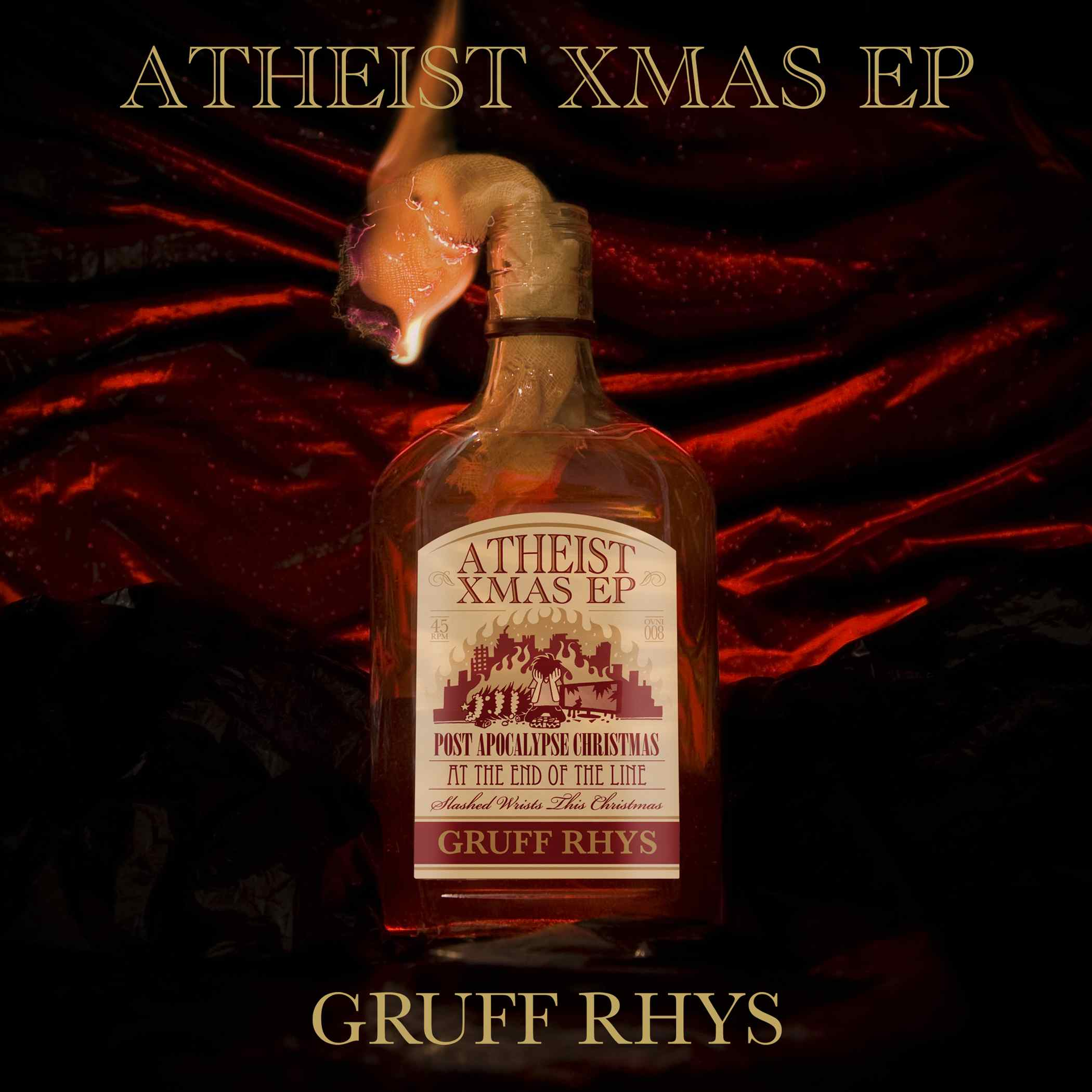 Gruff Rhys, Atheist Christmas