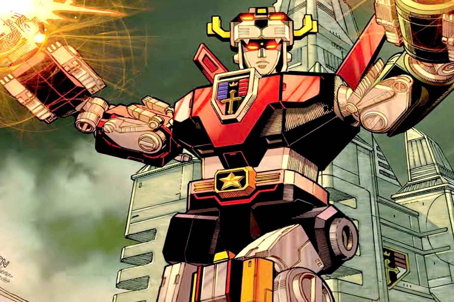 19 Must-See Anime Series With Giant Robots