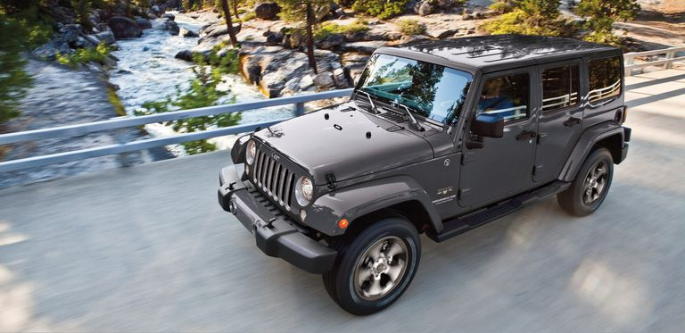 Jeep History And Information Offroaders Com >> Reasons To Buy A Jeep Wrangler Unlimited Model