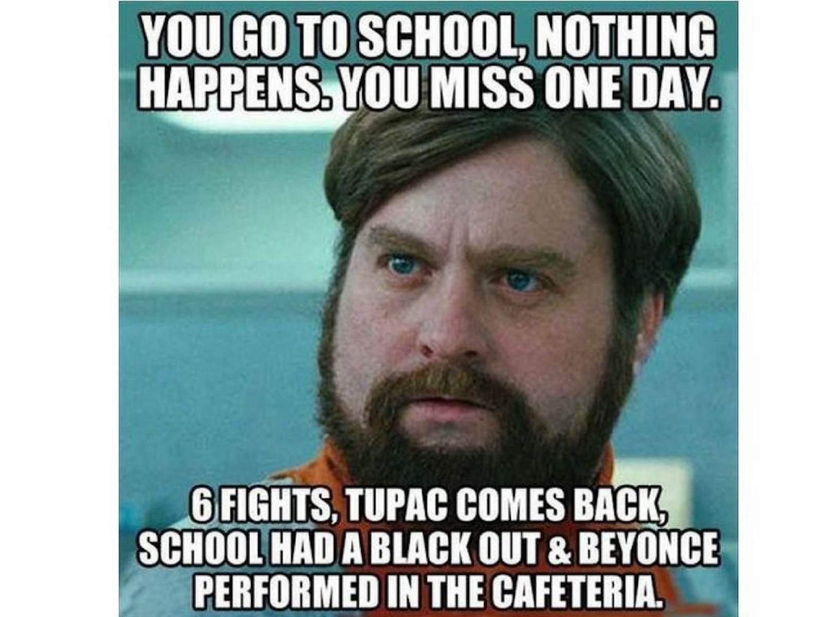 School meme