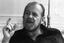 American theatre and film director and choreographer, Bob Fosse (1927 - 1987)