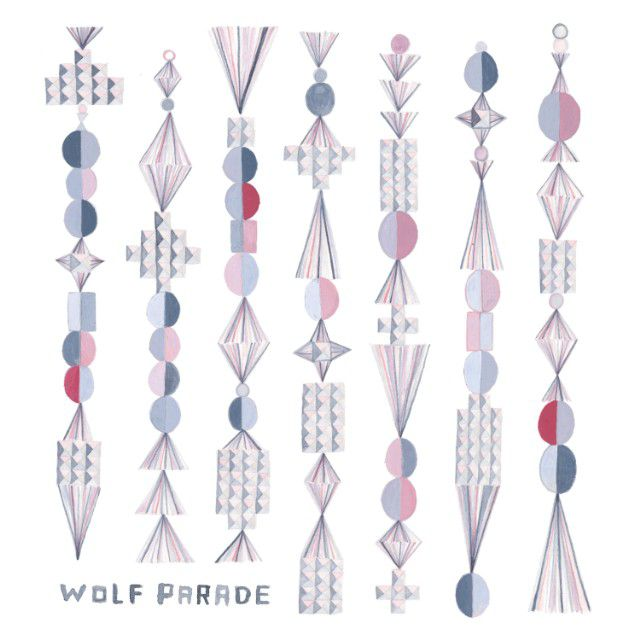 Wolf Parade 'Apologies to the Queen Mary'