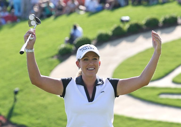 Cristie Kerr wins the 2009 Kingsmill Championship