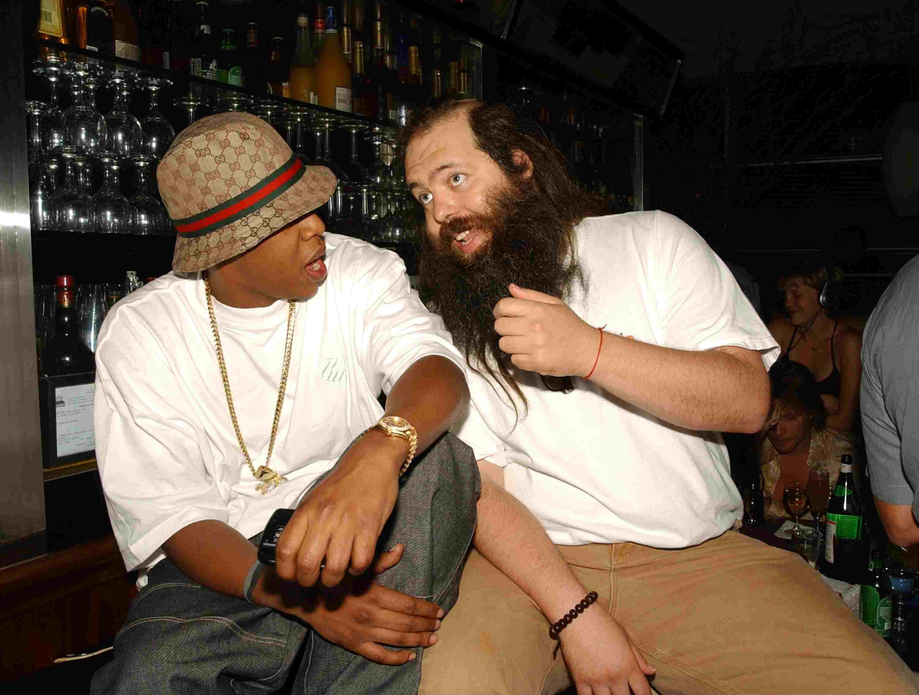 Def Jam Party - Lyor Cohen and Russell Simmons Reunite with Def Jam's Original Co-Founder, Rick Rubin