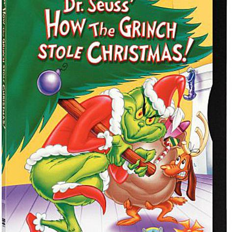 How the Grinch Stole Christmas (DVD) (1966)