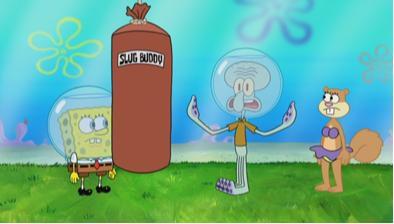 Squids Defense - SpongeBob SquarePants