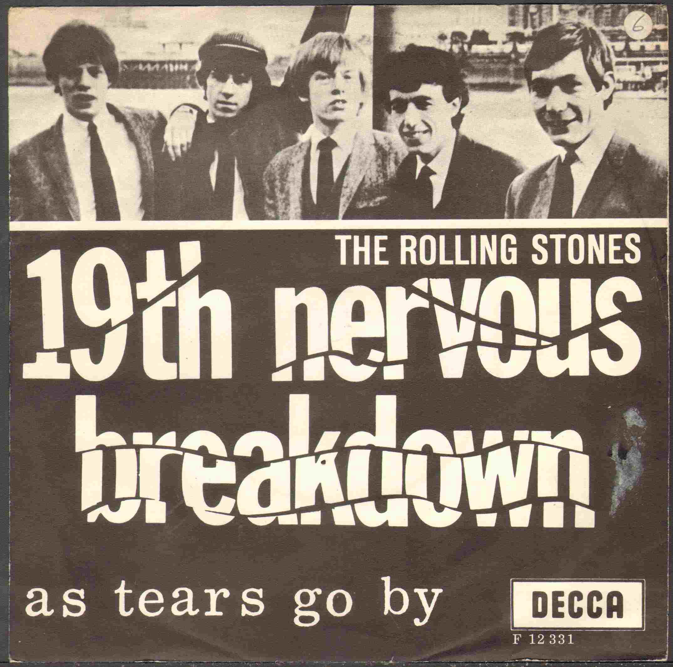 Rolling Stones 19th Nervous Breakdown