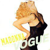 Madonna's Vogue cover