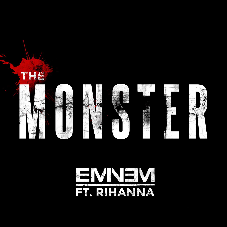 Eminem The Monster featuring Rihanna
