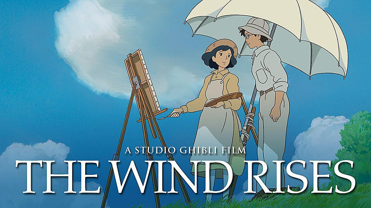 Title image from The Wind Rises