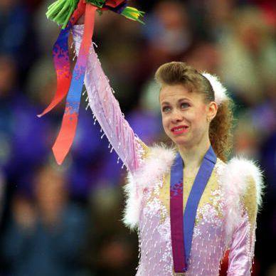 1994 Olympic Figure Skating Champion Oksana Baiul