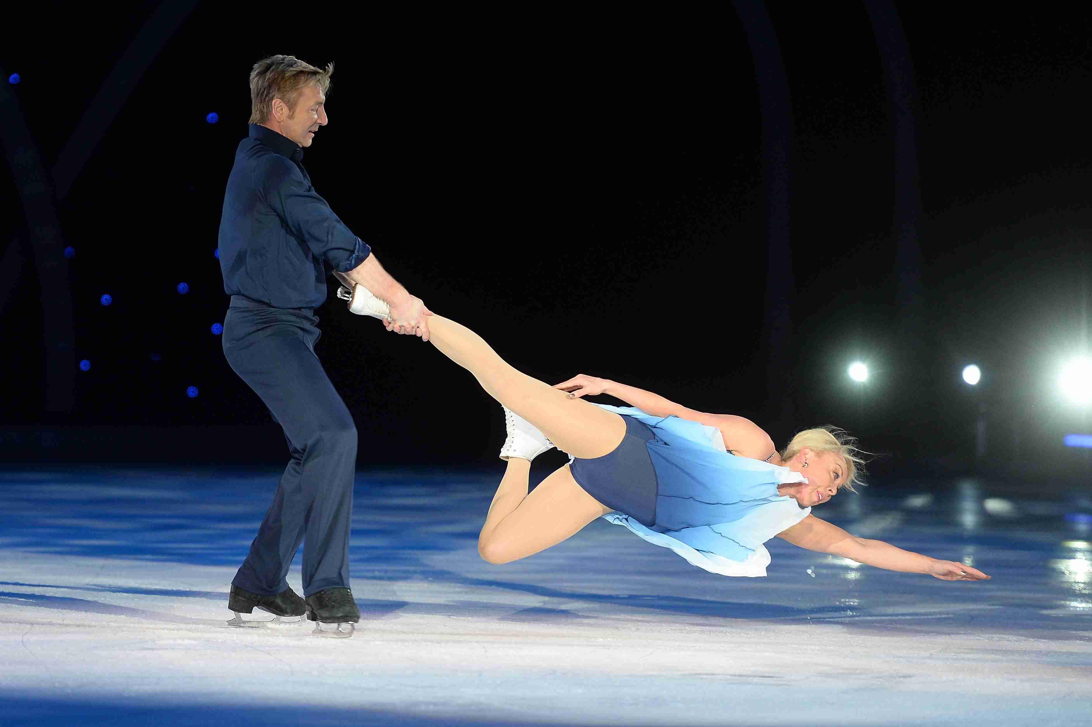 Dancing On Ice - Dress Rehearsal