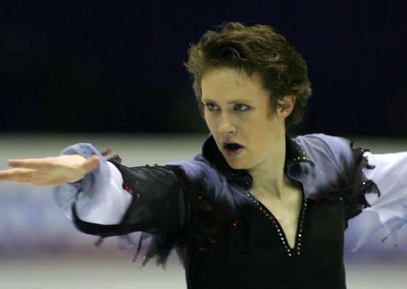 Jeremy Abbott - Rising Figure Skating Star