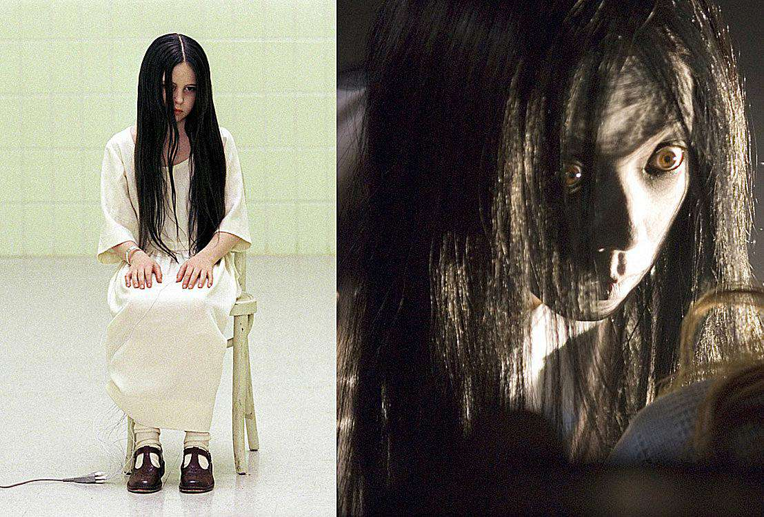 Horror Movie Crossovers: The Ring vs. The Grudge