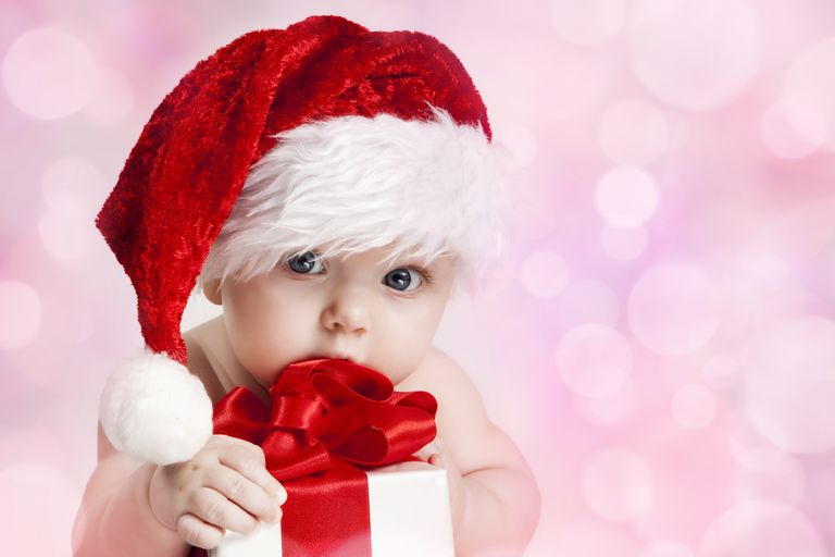 55053aa7d546 20 Adorable Baby s First Christmas Outfits