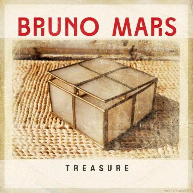 Bruno Mars Treasure