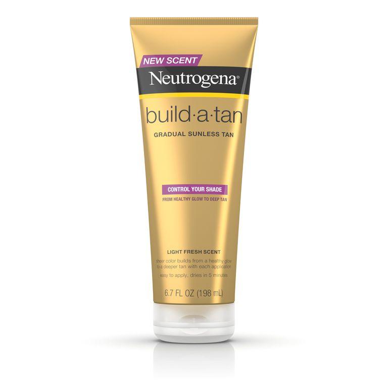 f5f7f20585d8 Best Lotion  Neutrogena Build-A-Tan Gradual Sunless Tanning Lotion